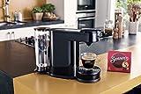 Senseo HD7892/60 Switch 2-in-1 Kaffeemaschine für Filter und Pads, Schwarz -