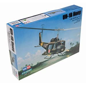 Huey Model Kits http://www.amazon.com/Hobby-Boss-UH-1B-Helicopter-Building/dp/B001V6RGUY