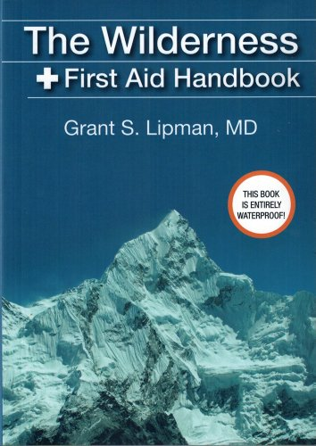Books The Wilderness First Aid Handbook