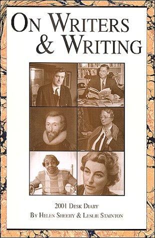 Diary: On Writers & Writing