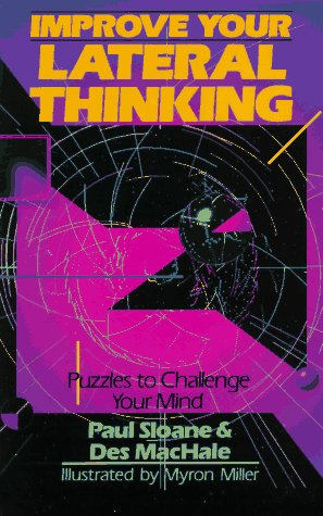 Image for Improve Your Lateral Thinking : Puzzles to Challenge Your Mind
