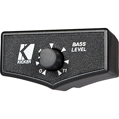 Kicker 10ZXRC Remote Bass Control for Kicker ZX Amplifier