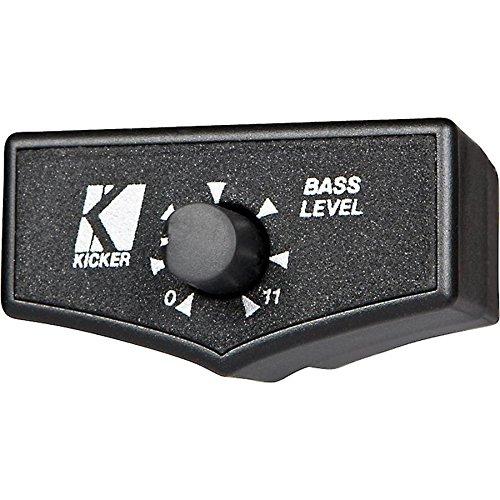 Kicker 10ZXRC Remote Bass Control for Kicker ZX Amplifier