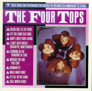The Four Tops - Great Songs & Performances That Inspired the Motown 25th Anniversary - Zortam Music