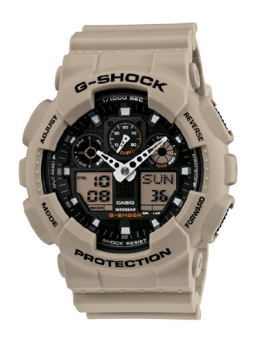 Casio Men's GA100SD-8A