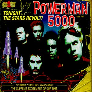 Powerman 5000 - Tonight The Stars Revolt_ - Zortam Music