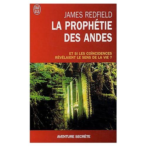 La Prophétie des Andes dans Librairie / vidéothèque 51JVHRCFD5L._SS500_