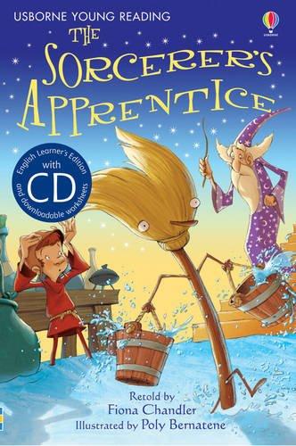 The sorcerer's apprentice. Con CD Audio