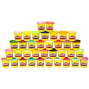 Play-doh Mega Pack 36 cans