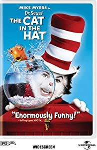 Dr Seuss The Cat In The Hat Widescreen Edition by Universal Studios