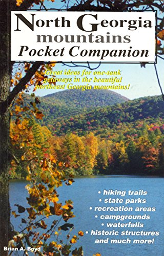 North Georgia Mountains Pocket Companion
