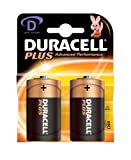 Duracell Plus MN1300 - Battery 2 x D type Alkaline