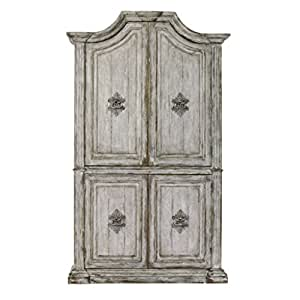 Amazon.com: Pulaski Arezzo Accent Armoire Deck: Kitchen & Dining