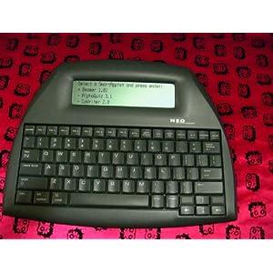 Alphasmart Neo - Handheld -