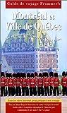 echange, troc H Bailey Livesey - Guide Frommer's : Montréal & ville de Québec