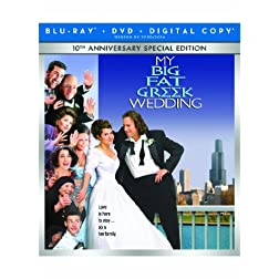 My Big Fat Greek Wedding: 10th Anniversary Special Edition  [Blu-ray]