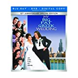51JVKImU4bL. SL500 SS160  My Big Fat Greek Wedding 10th Anniversary Special Edition Blu ray   Just $4.99!