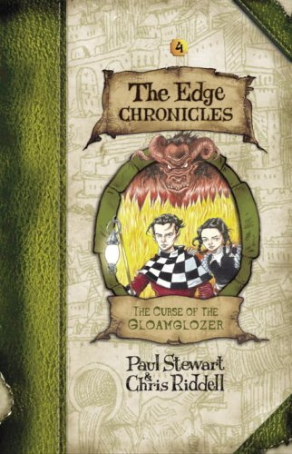 Image for The Curse of the Gloamglozer (The Edge Chronicles, Book 4)