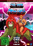 He-Man and the Masters of the Universe - Season 1, Vol. 2, Episoden 34-65 (3 DVDs)