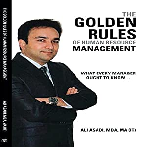 The Golden Rules of Human Resource Management Audiobook