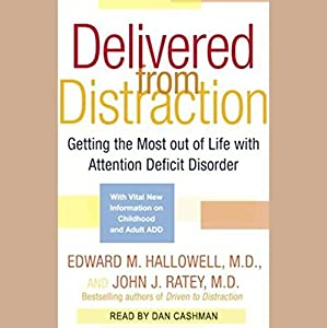Delivered From Distraction Audiobook