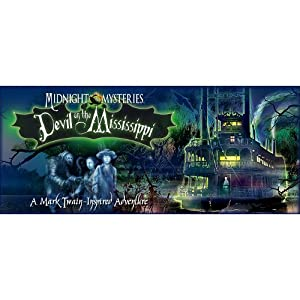 Midnight Mysteries: Devil on the Mississippi [Download] from MumboJumbo