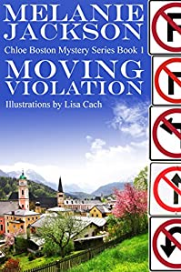 Moving Violation by Melanie Jackson ebook deal