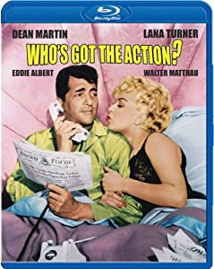 Whos Got The Action Blu-ray from Olive Films