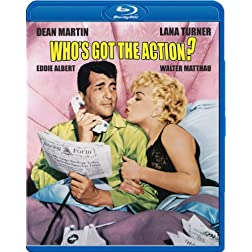Who's Got the Action [Blu-ray]