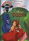 Tarzan Disney Read-Along