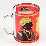 LetterNote Rajput Transparent Mug