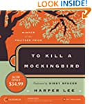 To Kill A Mockingbird Low Price Unabr...