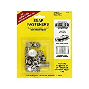 Screw Stud Snap Fastener Kit 1110