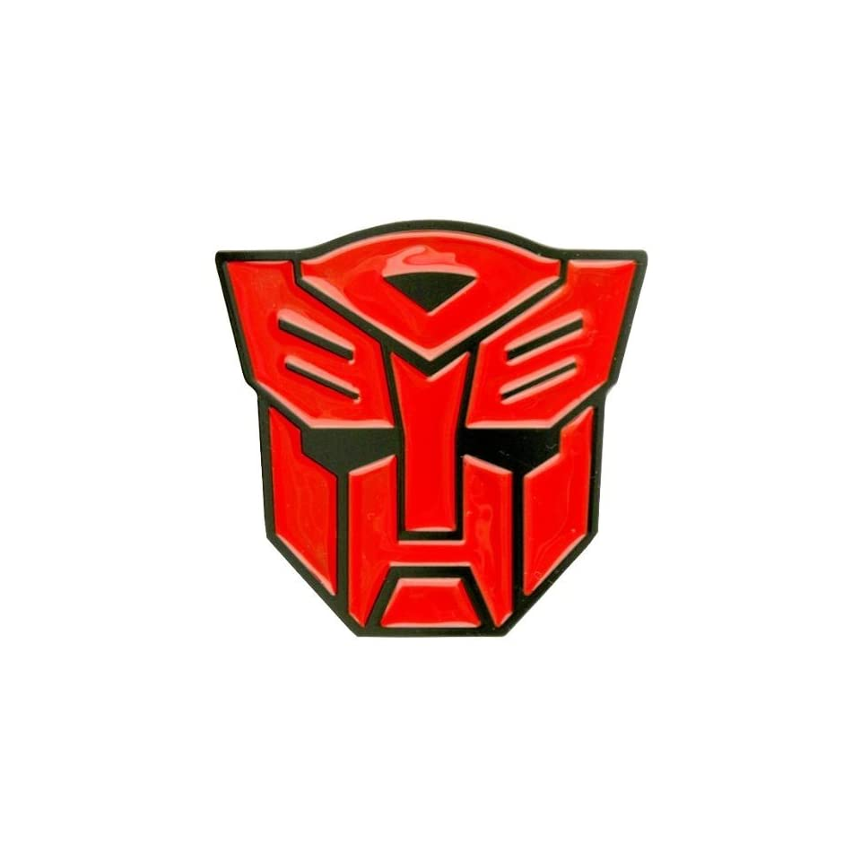 3f80d32ac TRANSFORMERS AUTOBOT Punk Rock Metal Belt Buckle on PopScreen