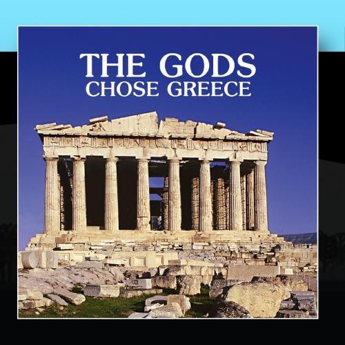 Original album cover of The Gods Chose Greece by Various Artists