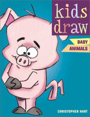 Kids Draw Baby Animals