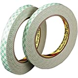 Scotch 410M Double-Sided Coated Paper Tape - 1 Inch x 36 Yards