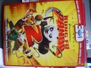 Kung Fu Panda 2 (Three-Disc Combo: Blu-ray 3D/Blu-ray/DVD + Digital Copy)