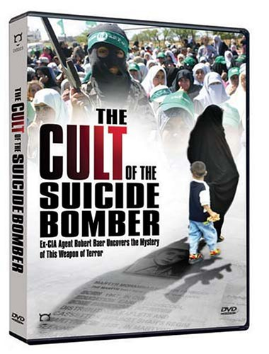 Cover art for  The Cult of the Suicide Bomber