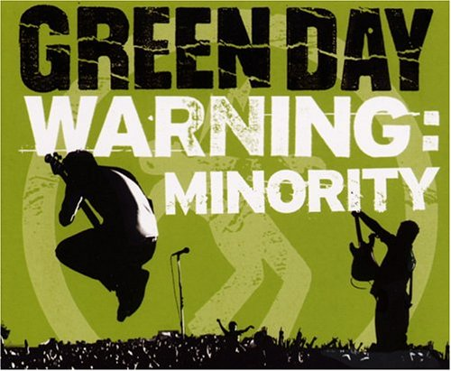 Green Day - Warning-Minority
