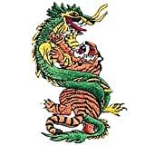 Tiger-Dragon Patch