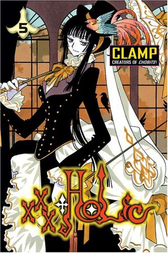 Xxxholic 5 (Xxxholic (Graphic Novels))Clamp