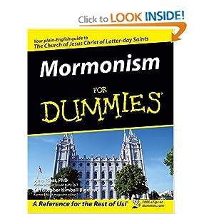 Mormonism For Dummies Christopher Kimball Bigelow