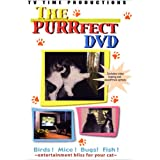 The Purrfect DVD - Cat Entertainment Video ~ TV Time Productions