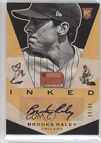 brooks-raley-39-89-baseball-card-2013-panini-americas-pastime-inked-i-bk