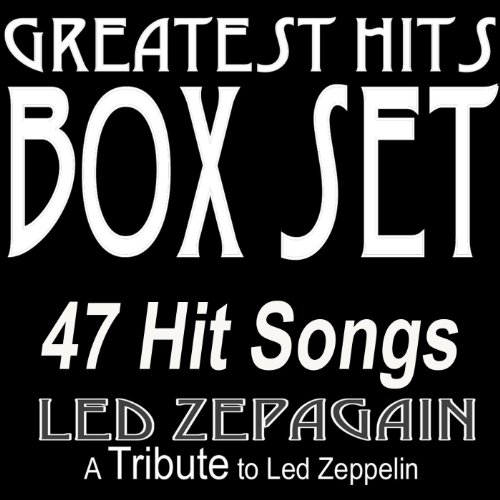 Greatest Hits Box Set: A Tribute To Led Zeppelin