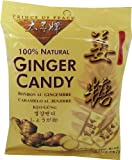 100% NATURAL 4.4 oz GINGER CANDY