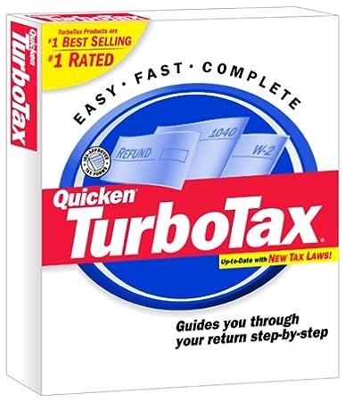 TurboTax 2001 for Windows