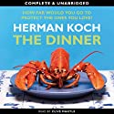 The Dinner (       UNABRIDGED) by Herman Koch Narrated by Clive Mantle