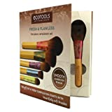 (3 Pack) EcoTools Fresh & Flawless Face Brush Set - Five Piece Complexion Set